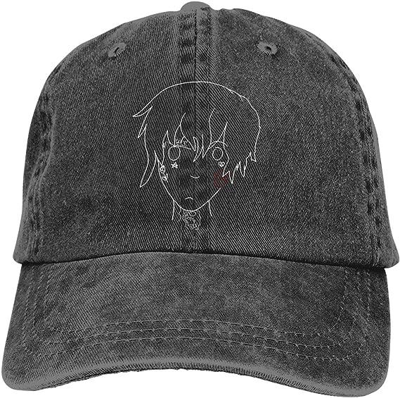 Thorea Comfortable Lil Peep Wallpapers Adjustable Cowboy Hat Adult Black Amazon Ca Clothing Accessories