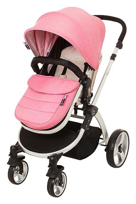 Amazon.com: Elle Baby carriola para viaje convertible, Pink ...