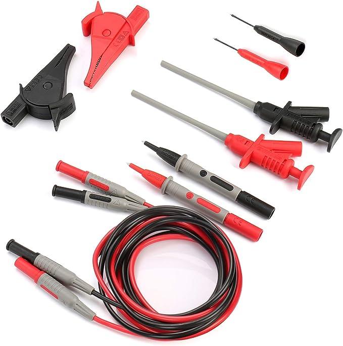 1 satz Universal messleitung sonde draht stift kabel für digCRH