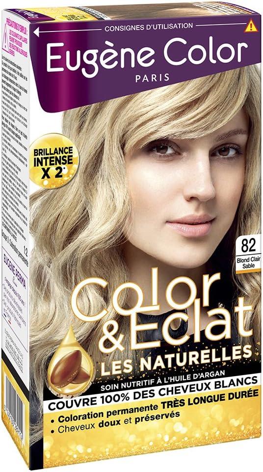 Eugenio color Tinte permanente en crema Les Naturelles - N°2 ...
