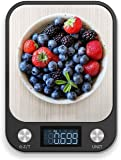 RoyalPolar Food Scale, Multifunction Digital Kitchen Scale High Accuracy Electronic Food Weight with Large LCD Display…