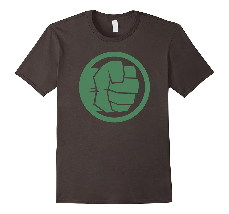 Amazon Marvel Hulk Fist Tonal Icon Graphic T Shirt Clothing