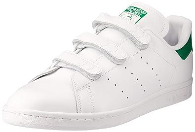half off a1c8f aeb89 adidas Stan Smith Cf, Baskets Basses Homme, Blanc (Ftwr White Ftwr White