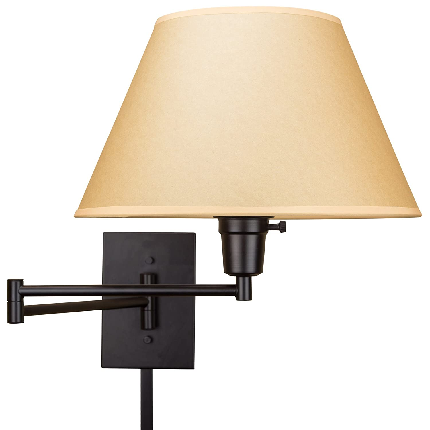 Revel cambridge 13 swing arm wall lamp plug inwall mount revel cambridge 13 swing arm wall lamp plug inwall mount opaque paper shade 150w 3 way black finish amazon mozeypictures Image collections