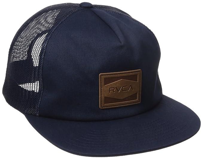 RVCA Men s Washburn Trucker Hat  Amazon.in  Clothing   Accessories 32c24b0e673