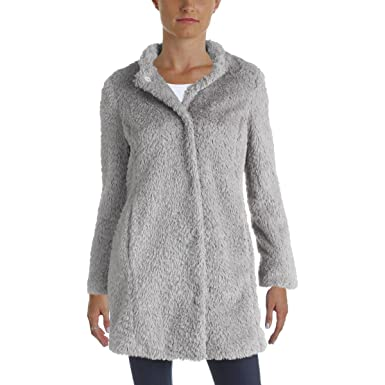 Amazon.com: Kenneth Cole New York Womens Faux Fur Teddy ...