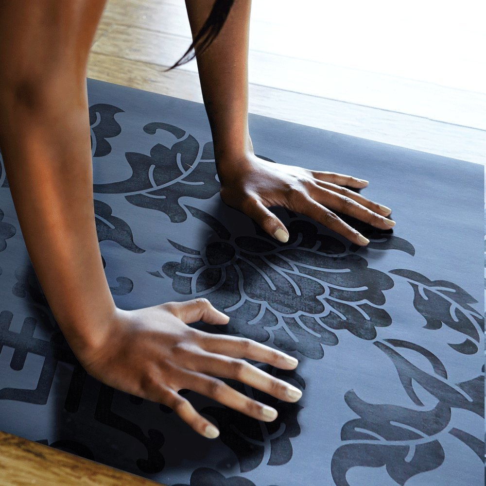 Gaiam Sol-Dry Yoga Mat Review- The one the Yogis Trust