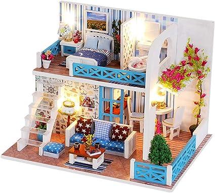 Amazon Com Filol 1 12 Fashion Dollhouse Furniture Diy Ornament