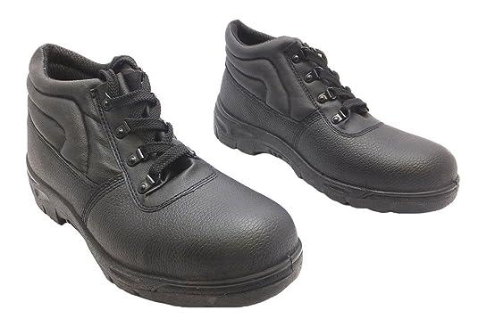 Workforce Gc2-p - Calzado de protección para hombre negro negro, color negro, talla 42.5