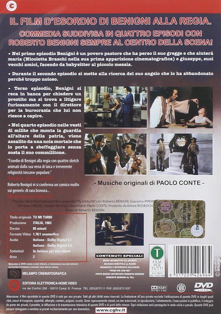 Amazon.com: Roberto Benigni Box Set 01 (3 Dvd): roberto ...