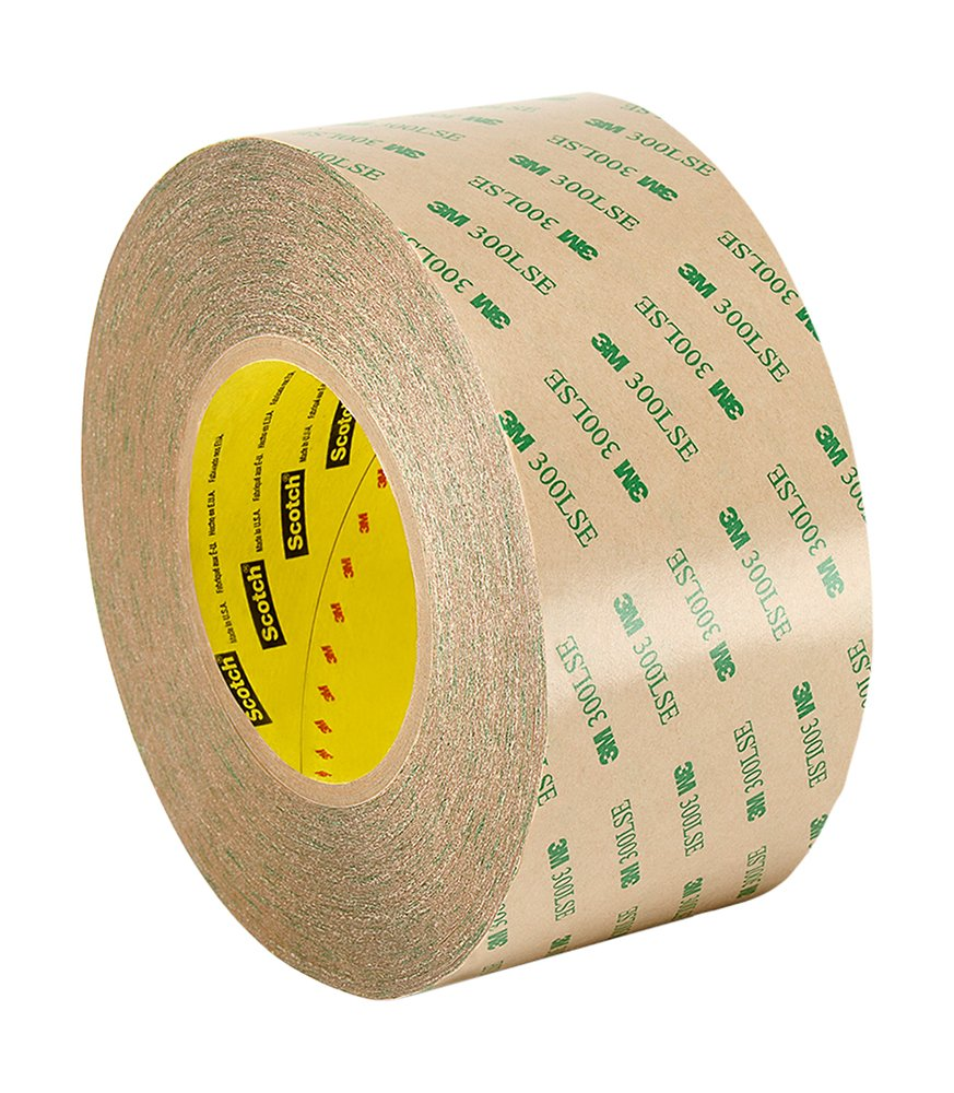 3M 9490LE 3.78 x 60yd Adhesive Transfer Tape 3.78 x 60 yd