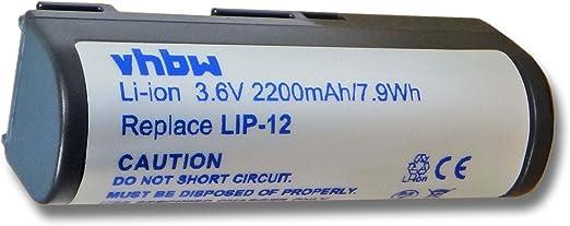 Vhbw Li Ion Akku 2200mah Für Sony Mz B3 Mz E3 Mz R2 Elektronik