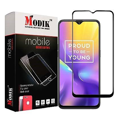 MODIK Screen Guard for Vivo Y91|Y93|Y95 Tempered Glass