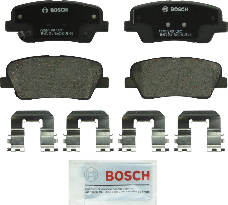 BP1882 FR QH Brake Pad Set