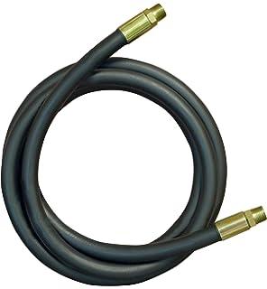 Apache 98398585 1//2 x 24 2-Wire Hydraulic Hose Male x Male Swivel Assembly Apache Inc