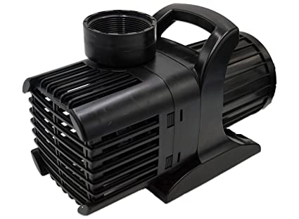 Aqua Pulse 10,000 GPH Submersible Pump for Ponds, Water Gardens, Pondless  Waterfalls and Skimmers