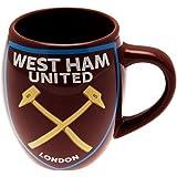 West Ham F.C. Tea Tub Mug Official Merchandise by West Ham United F.C.