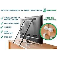 Paquete de Sujetadores Para Muebles Anti-Derrapante Para Muebles