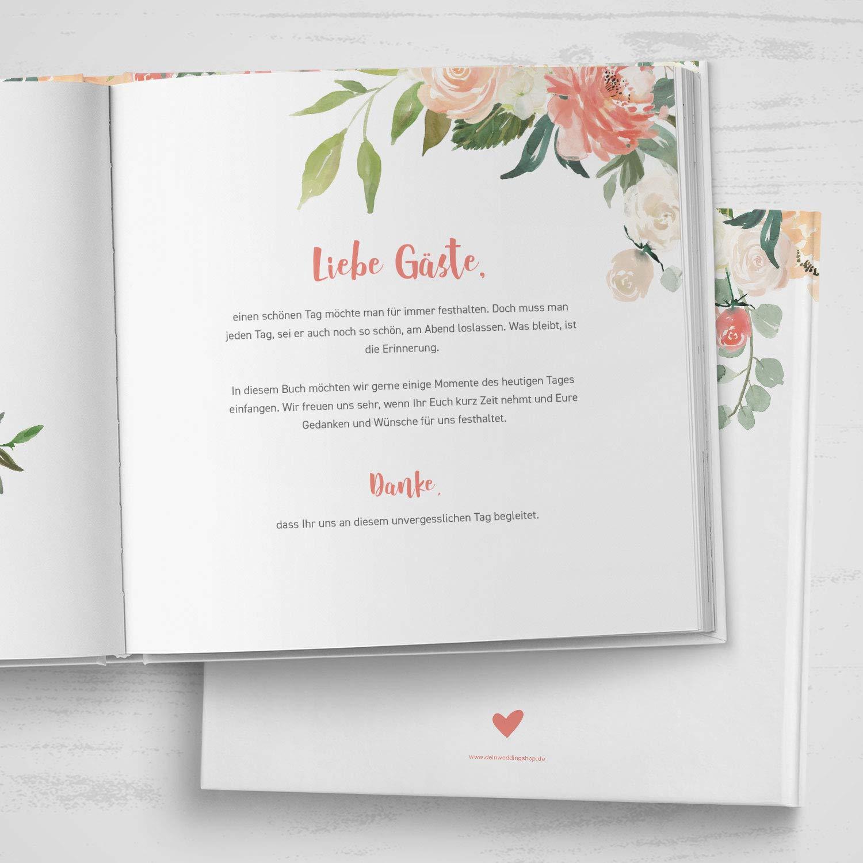Einleitung gästebuch lustig hochzeit Hochzeitssprüche für
