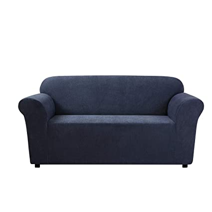 Marvelous Amazon Com Stretch Chenille Loveseat Slipcover Sure Fit Unemploymentrelief Wooden Chair Designs For Living Room Unemploymentrelieforg