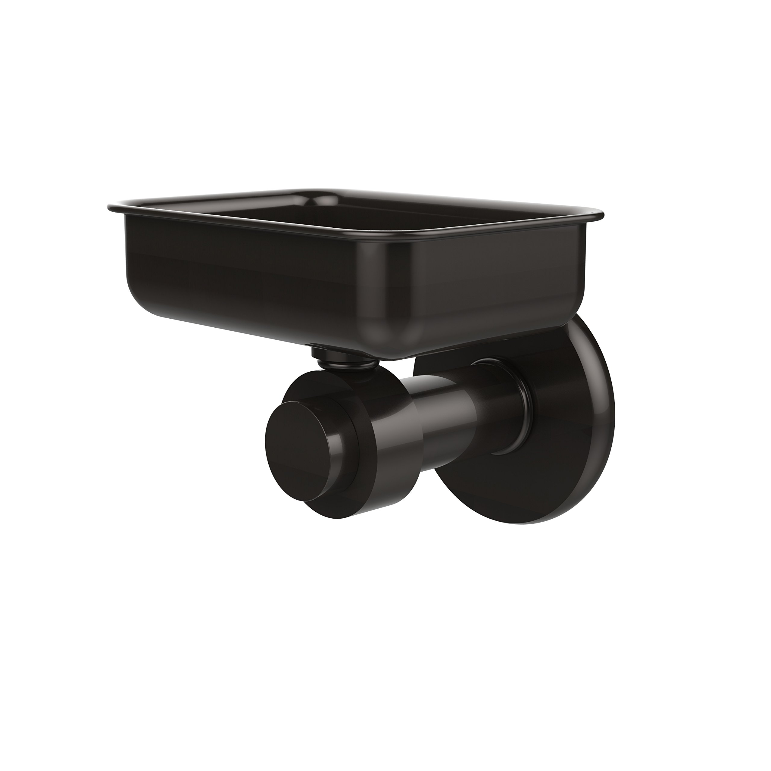 Allied Brass 932-ORB Solid Brass Decorative Soap Dish, Oil Rubbed Bronze