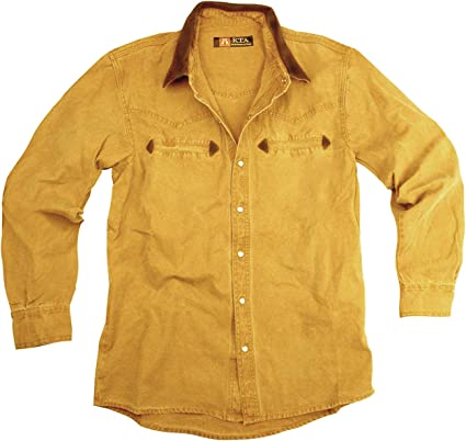 Kakadu Traders Australia - Camisa Casual - para Hombre ...