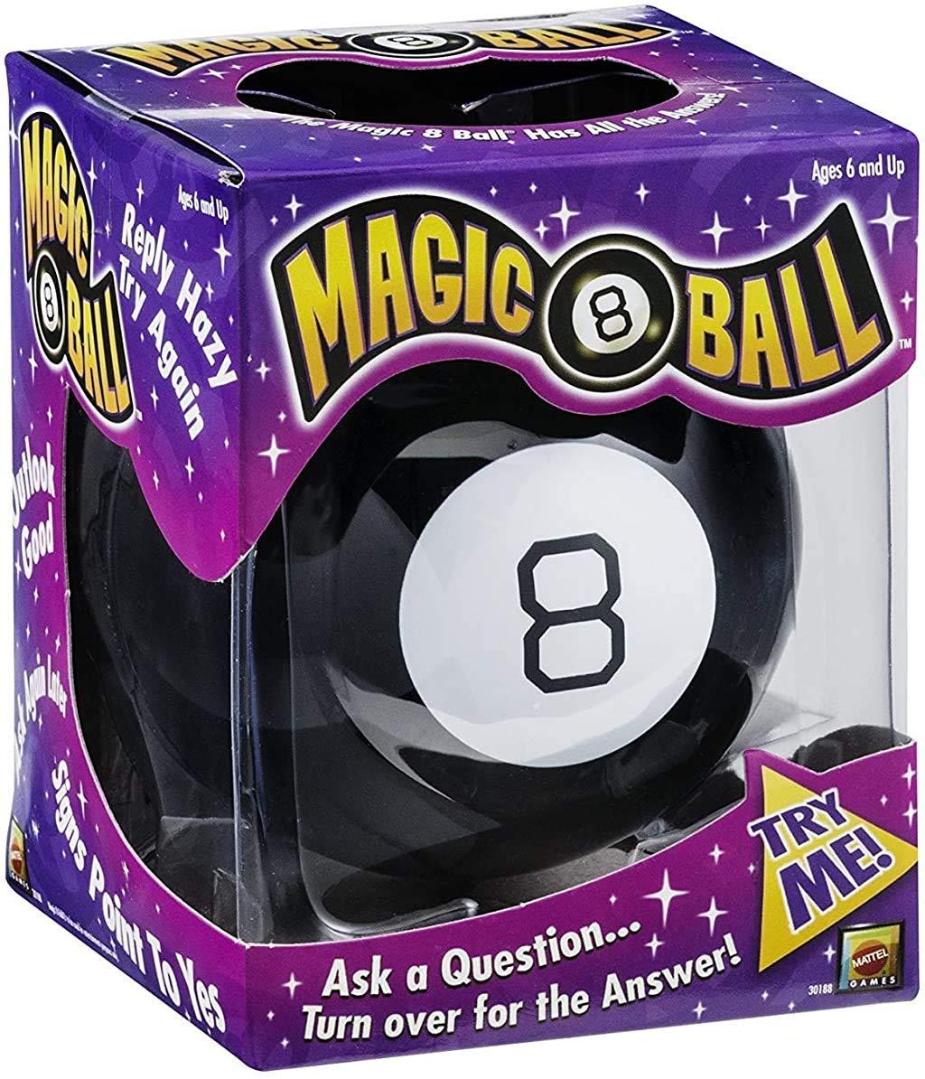 Mattel Games 30188 Magic 8 Ball