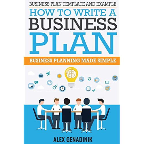 Business plan amazon business plan template and example how to write a business plan business planning made accmission Image collections