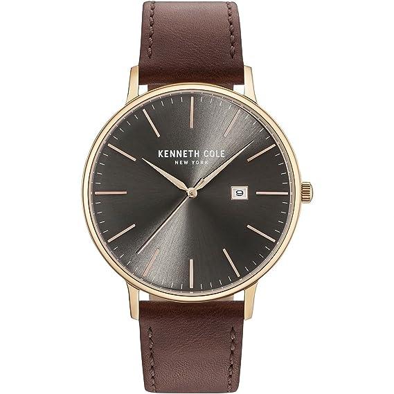 e619368ea29 Kenneth Cole New York KC15059008 Reloj de Diseñador para Mujer ...