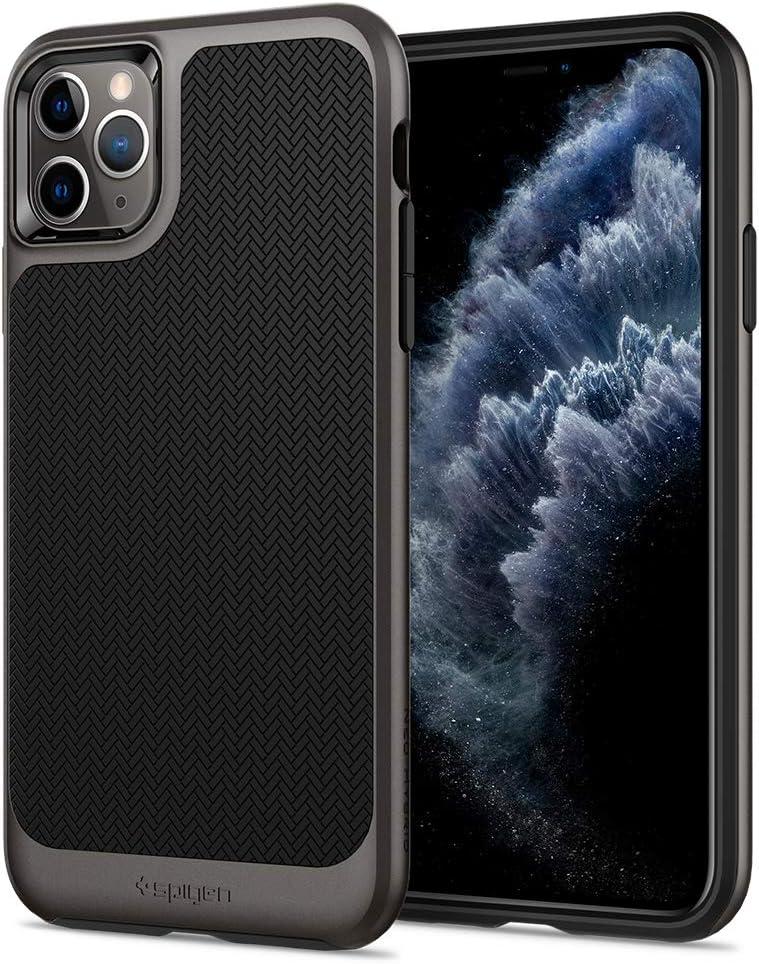 Spigen Neo Hybrid Designed for iPhone 11 Pro Case (2019) - Gunmetal