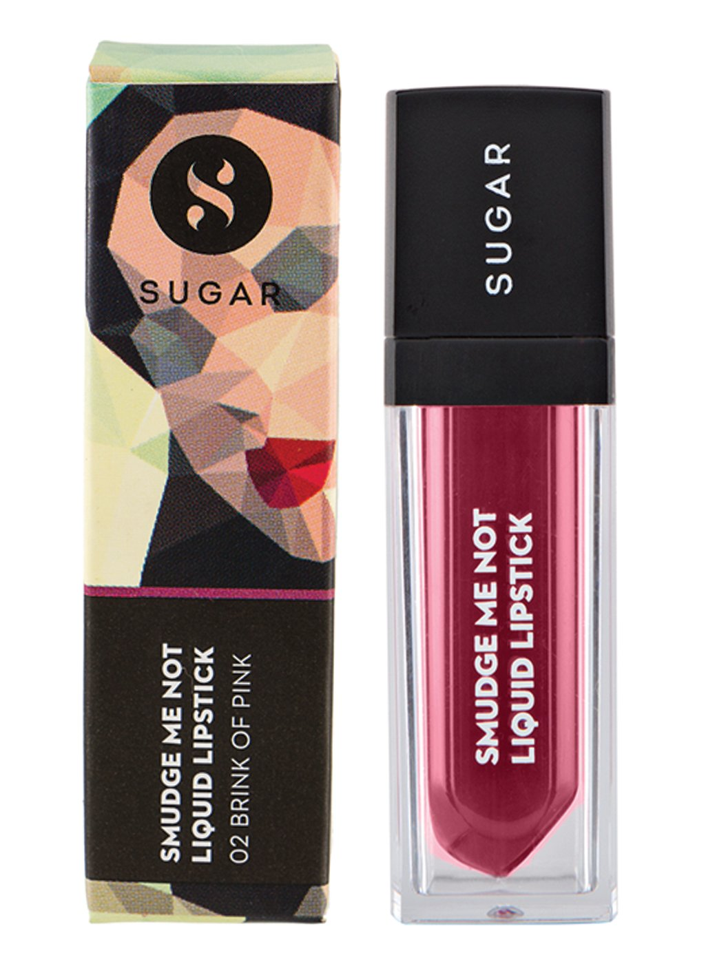 531adefa2dd9 Buy SUGAR Cosmetics Smudge Me Not Liquid Lipstick 02 Brink Of Pink (Plum  Rose)
