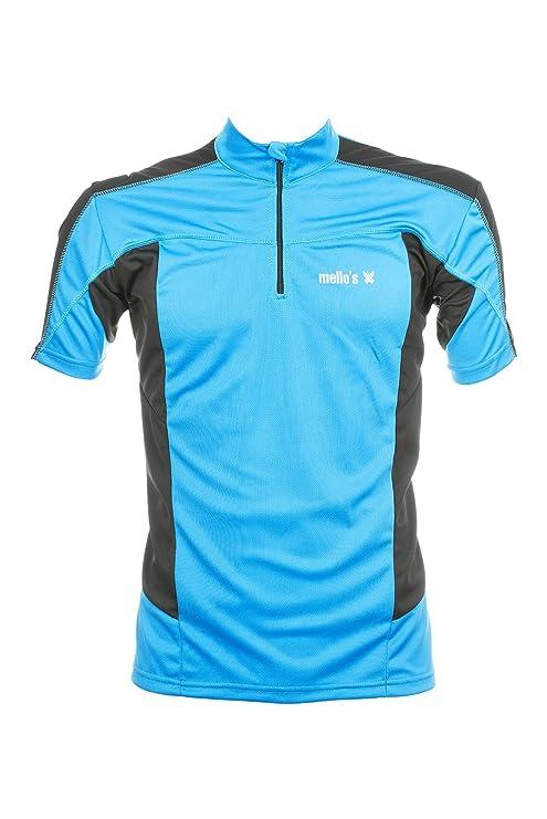 Mello's T BluetteneroTaglia 3lMaglietta Shirt BerninaColore L4A35Rj