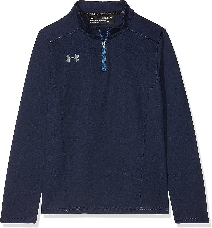 Y Challenger Ii Midlayer Boys Long-Sleeve Shirt