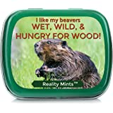 I Like Beavers Mints for Friends Easter Gifts for Adult Naughty Stocking Stuffers Best Friend Novelty Gifts for Men…