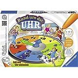 Ravensburger 00736 - tiptoi Lernspiel Rund um die Uhr