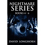 Nightmare Series: Books 4 - 6: Supernatural Suspense with Scary & Horrifying Monsters