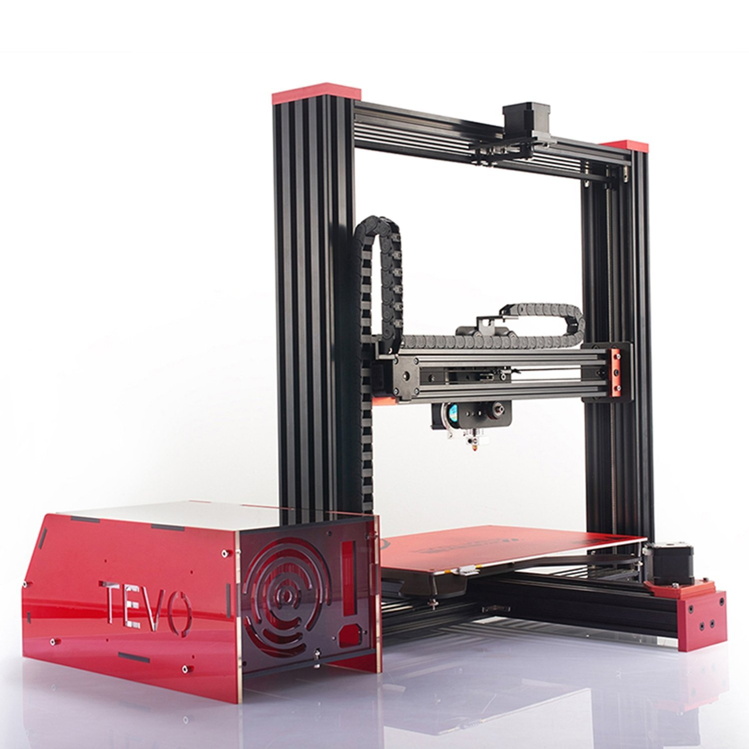 TEVO Black Widow High Performance 3D Printer Max Printing Size 370250300mm