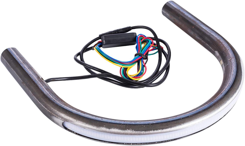 250 mm 25mm Boucle arri/ère plate moto dia plusieurs dimensions disponibles