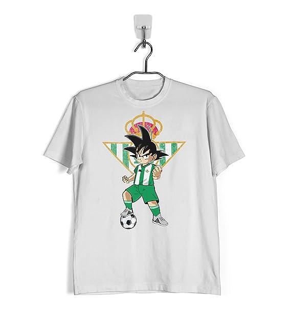 Camiseta Goku Real Betis 2018-2019 (2 años)