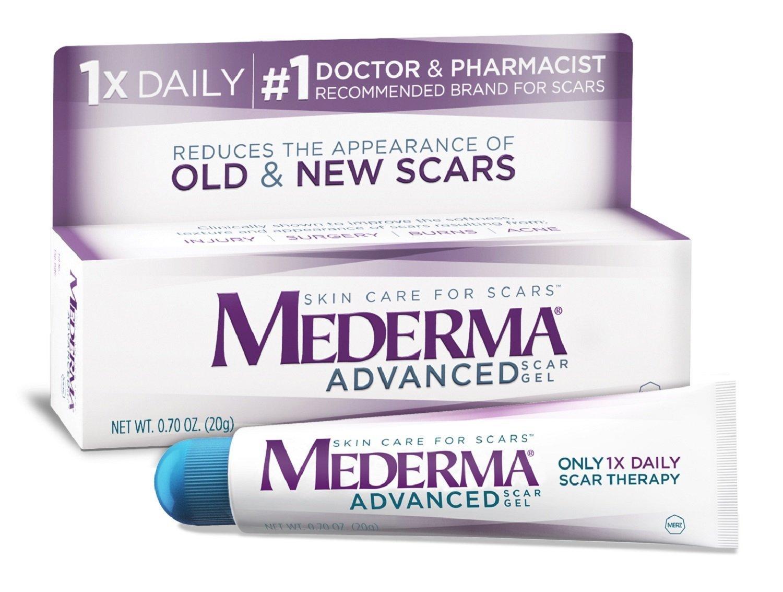 Mederma Advanced Skin Care Gel 20 g - Pack of 3
