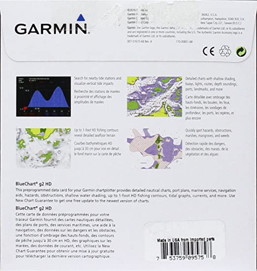 Garmin 010-C1019-20 software de navegacíon - Software de navegación (Canada g2): Amazon.es: Software