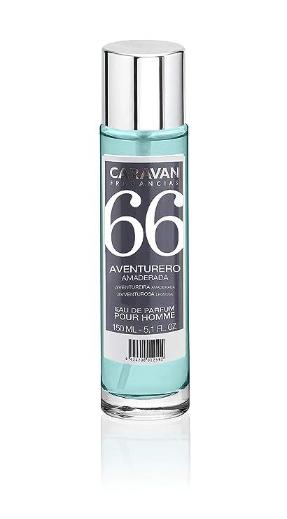 Caravan 66 (56) - Eau de Parfum con Vaporizador para Hombre - 150 ml
