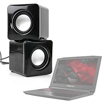 DURAGADGET Altavoces Compactos para Portátil Acer Aspire 3 ...