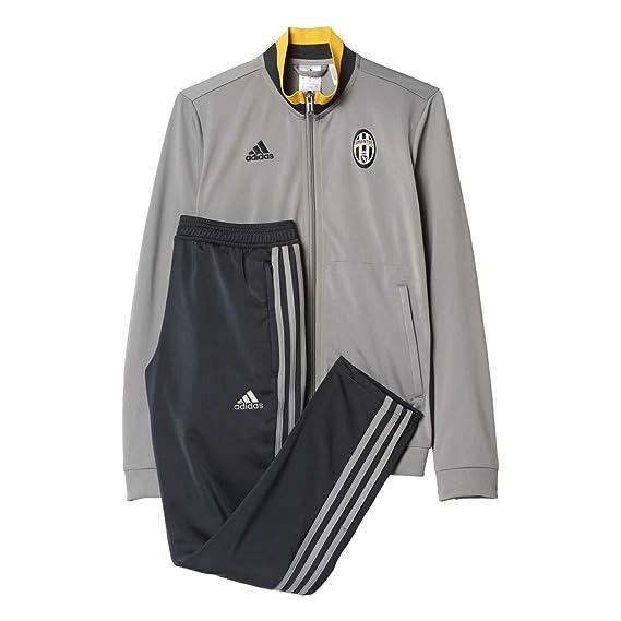 adidas Juve PES Suit Y, Tuta da Ginnastica Unisex Bambini