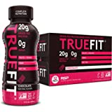 RSP NUTRITION TrueFit - Protein Shake & Meal Replacement, Grass-Fed Protein Drink with Organic Real Food, Probiotics…