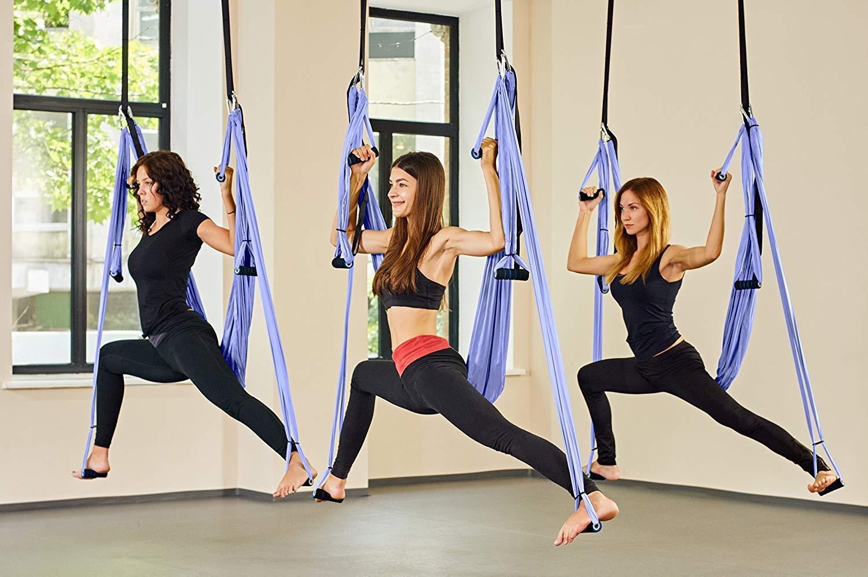 Aerial Hamaca de Yoga,Yoga Swing para Yoga antigravedad ...