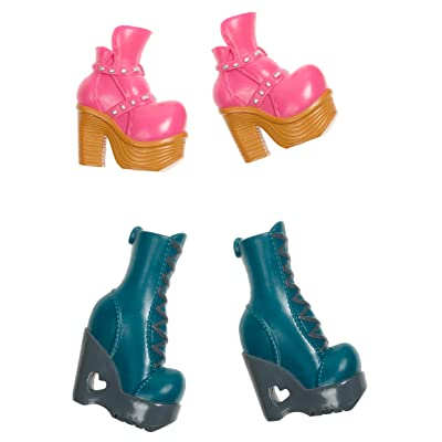 Bratz ShoefieSnaps Pack - Style 3: Toys & Games