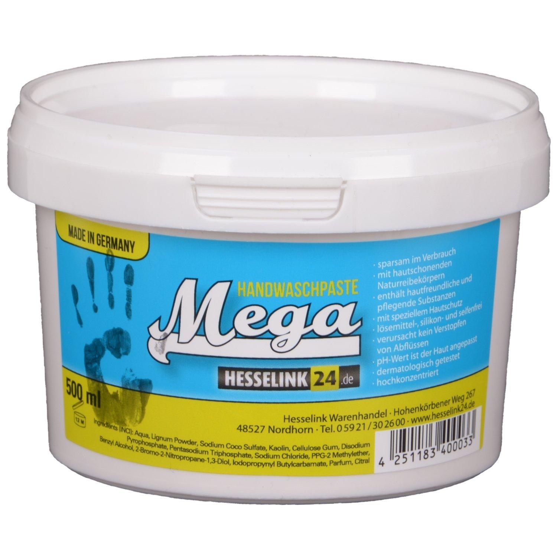 Hesselink PIW-1000 –  Pasta de lavado a mano 'Mega' 500 ml