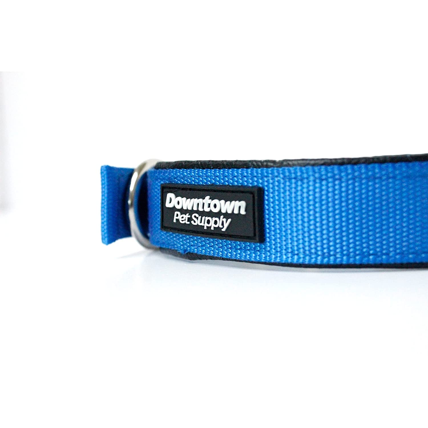 Red, XLarge by Downtown Pet Supply Deluxe Adjustable Thick Dog Collar,