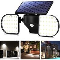 OUSFOT Luz Solar Exterior 56 LED Foco Solar